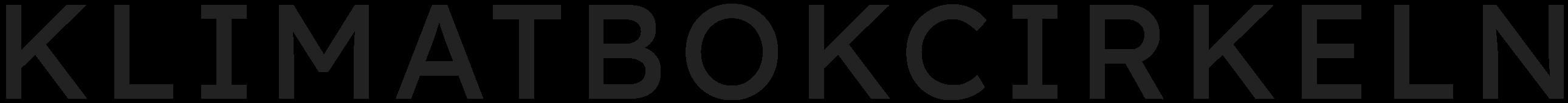 Klimatbokcirkeln logo